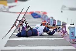 LARSEN Trygve Steinar, Biathlon at the 2014 Sochi Winter Paralympic Games, Russia