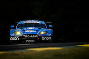 August 23, 2015: IMSA GT Race: Virginia International Raceway  #007 Neilsen, Davison, Davis, GBR TRG Aston Martin V12 Vantage GTD