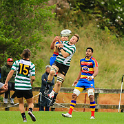 Rugby union game played between Old Boys University (OBU) v Tawa at Lindhurst Park, Tawa, New Zealand, on 25 March 2017. Final score 45-28 to OBU.