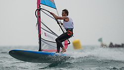 2012 Olympic Games London / Weymouth<br /> RSX man racing day 1 <br /> RS:X MenPOLMiarczynski Przemyslaw