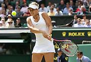 30/06/2011 - Wimbledon (Day 10) - Ladies' Singles Semi-Finals - Maria Sharapova vs. Sabine Lisicki - Sabine Lisicki - Photo: Simon Stacpoole / Offside.