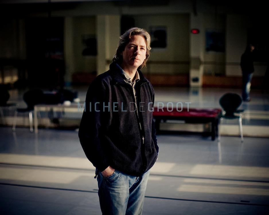 Ed Wubbe, Choreograaf en Artistiek Directeur van het Scapino Ballet Rotterdam