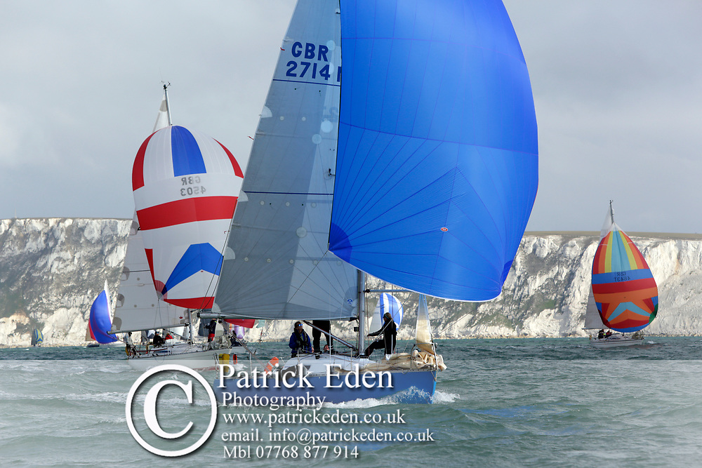 2017, July 1, Round the island Race, Round the Island Race, UK, Isle of Wight, Cowes TEMPTATION GBR2714