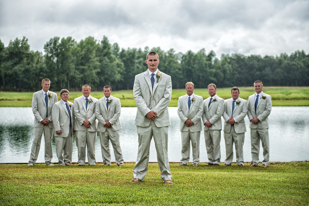 Mark and Kerri Wedding | Greenville NC Photographers