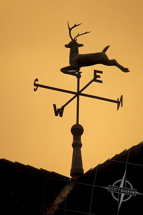 Jumping Deer Weathervane, Waterloo Village
