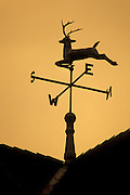 Jumping Deer Weathervane, Waterloo Village