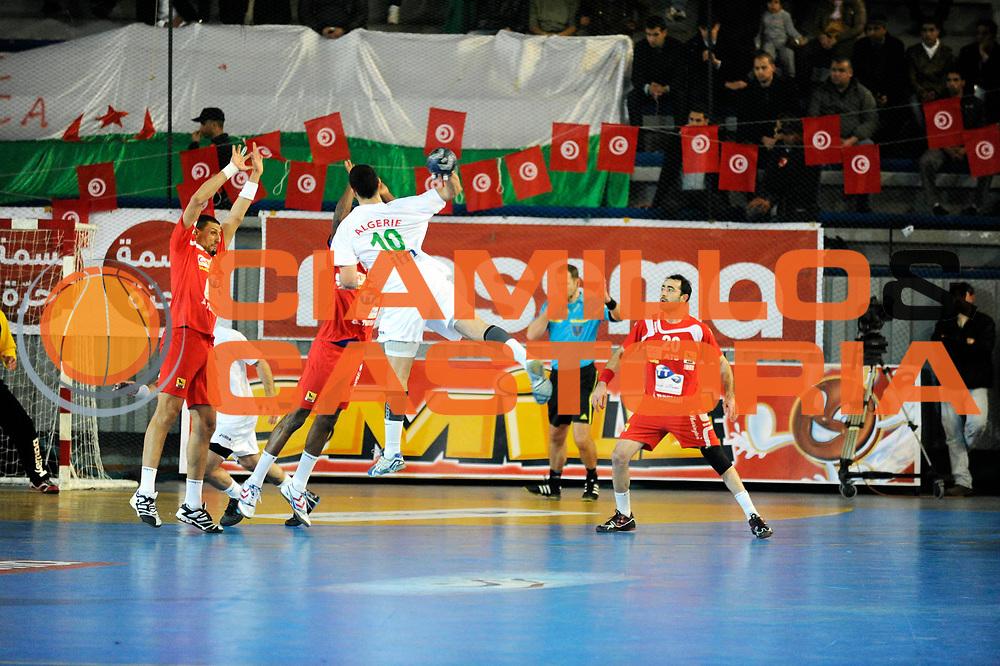 DESCRIZIONE : Hand Coupe Afrique des Nations Homme Maroc Rabat Finale<br /> GIOCATORE : Boutlif Sassi<br /> SQUADRA : Algerie<br /> EVENTO : FRANCE Hand CAN<br /> GARA : Algerie Tunisie<br /> DATA :20/01/2012<br /> CATEGORIA : Hand CAN<br /> SPORT : Handball<br /> AUTORE : JF Molliere <br /> Galleria : France Hand 2011-2012 Action<br /> Fotonotizia : CAN Hand RABAT Maroc Demi Finale<br /> Predefinita :