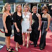 NLD/Hilversum/20100830 - Voetbalgala 2010, dames voetbalsters