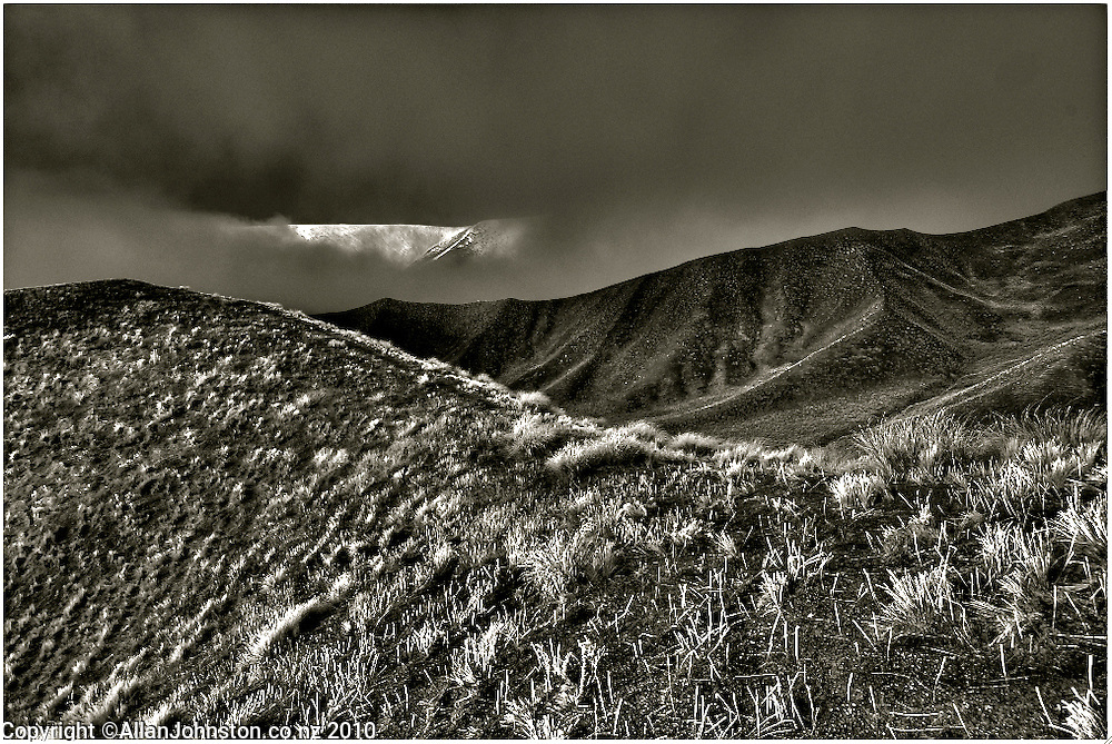 Allan Johnston Fine Art photography signed Prints of Landscapes People in New Zealand Places Black & White