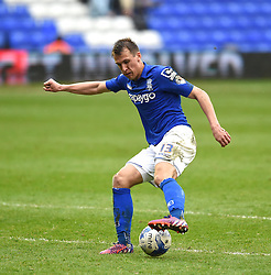 Birmingham City's Robert Tesche in action during the Sky Bet Championship match between Birmingham City and Rotherham United at St Andrew's Stadium on 3 April 2015 in Birmingham, England - Photo mandatory by-line: Paul Knight/JMP - Mobile: 07966 386802 - 03/04/2015 - SPORT - Football - Birmingham - St Andrew's Stadium - Birmingham City v Rotherham United - Sky Bet Championship