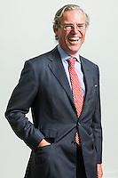 Michel Delbaere, voorzitter  van  VOKA.