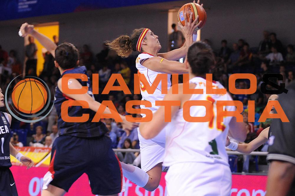 DESCRIZIONE : Brno Repubblica Ceca Czech Republic Women World Championship 2010 Campionato Mondiale Preliminary Round Korea Spain<br /> GIOCATORE : Amaya VALDEMORO<br /> SQUADRA : Spain Spagna<br /> EVENTO : Brno Repubblica Ceca Czech Republic Women World Championship 2010 Campionato Mondiale 2010<br /> GARA : Korea Spain Corea Spagna<br /> DATA : 24/09/2010<br /> CATEGORIA : tiro<br /> SPORT : Pallacanestro <br /> AUTORE : Agenzia Ciamillo-Castoria/ElioCastoria<br /> Galleria : Czech Republic Women World Championship 2010<br /> Fotonotizia : Brno Repubblica Ceca Czech Republic Women World Championship 2010 Campionato Mondiale Preliminary Round Korea Spain<br /> Predefinita :