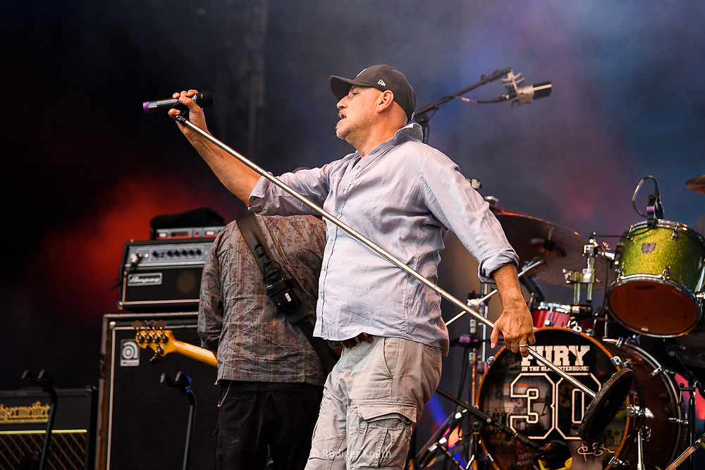 Fury in the Slaughterhouse - 30 Jahre Fury in the Slaughterhouse im Stadtpark in Hamburg am 15.July 2017. Foto: Rüdiger Knuth