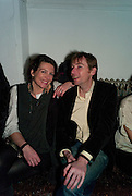 MARK WILLIAMS; THOMASINA MIERS, Browns Club Monaco launch. hosted by Lou Doillon, at the Schools of the Royal Academy of Art. Piccadilly, London. 19 February 2010.  .-DO NOT ARCHIVE-© Copyright Photograph by Dafydd Jones. 248 Clapham Rd. London SW9 0PZ. Tel 0207 820 0771. www.dafjones.com.