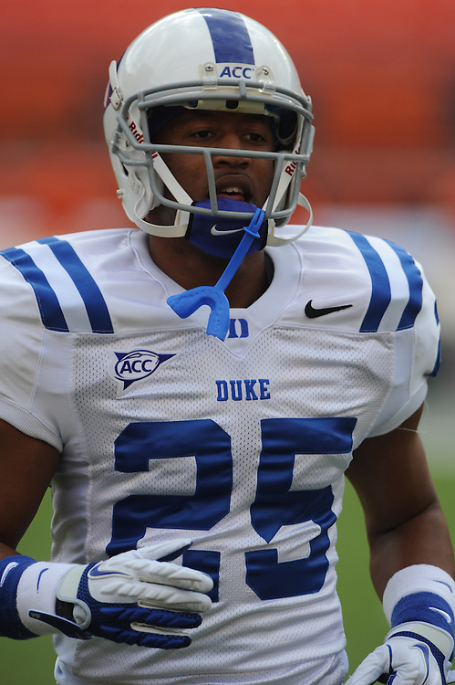 2011 Duke University Football @ Miami