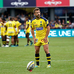 Greig Laidlaw of Clermont during Top 14 match between Clermont and Agen on August 25, 2018 in Perpignan, France. (Photo by Romain Biard/Icon Sport)