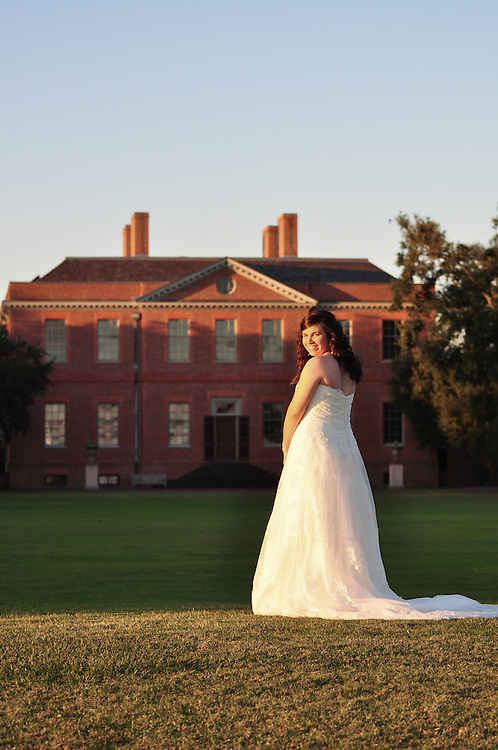 Caroline's Bridal Portrait | New Bern Photographers