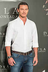 OCT 21 2014 Luke Evans Dracula Untold