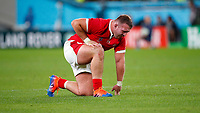 Rugby Union - 2019 Rugby World Cup - Bronze Final (Third Place Play-Off): Wales vs. France<br /> <br /> Dillon Lewis of Wales at Tokyo Stadium, Tokyo.<br /> <br /> COLORSPORT/LYNNE CAMERON