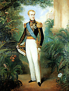 Pedro II (English: Peter II; 2 December 1825 – 5 December 1891), Pedro II, at age 20 wearing court dress, 1846. Emperor of Brazil Reign 7 April 1831 – 15 November 1889