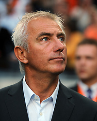 Bert Van Marwijk Manager of Holland during the International Friendly between Netherlands and England at the Amsterdam Arena on August 12, 2009 in Amsterdam, Netherlands.