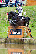 Nicola Wilson, (GBR), Annie Clover - Eventing Cross Country test - Alltech FEI World Equestrian Games™ 2014 - Normandy, France.<br /> © Hippo Foto Team - Leanjo de Koster<br /> 31/08/14