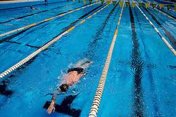 Swimming pool Ilirija at Tivoli on June 13, 2014 in Ljubljana, Slovenia. Photo by Vid Ponikvar / Sportida