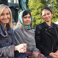 YOUSAFZAI, Malala, ROWLING, J.K. & HEDAYAT, Nelufar