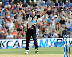 Mt Maunganui-Cricket, New Zealand v Sri Lanka, 1st T20