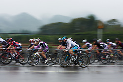 Elena Pirrone (ITA) at GREE Tour of Guangxi Women's World Tour 2018, a 145.8 km road race in Guilin, China on October 21, 2018. Photo by Sean Robinson/velofocus.com