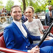 20150620 Kimberly Klaver huwelijk