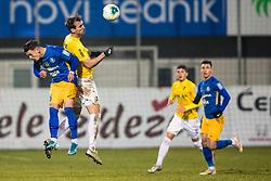 Mustafa Nukic of NK Bravo during football match between NK Celje and NK Bravo in Round #22 of Prva liga Telekom Slovenije 2019/20, 26 February, 2020 in Stadium Z'Dezele, Celje, Slovenia. Photo By Grega Valancic / Sportida