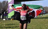 Mar 30, 2019-Cross Country-IAAF World Championships-Senior Women