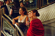 EMILY FORDE; FLURE GROSSART; ROCIO LOWSON, The Royal Caledonian Ball 2010. Grosvenor House. Park Lane. London. 30 April 2010 *** Local Caption *** -DO NOT ARCHIVE-© Copyright Photograph by Dafydd Jones. 248 Clapham Rd. London SW9 0PZ. Tel 0207 820 0771. www.dafjones.com.<br /> EMILY FORDE; FLURE GROSSART; ROCIO LOWSON, The Royal Caledonian Ball 2010. Grosvenor House. Park Lane. London. 30 April 2010
