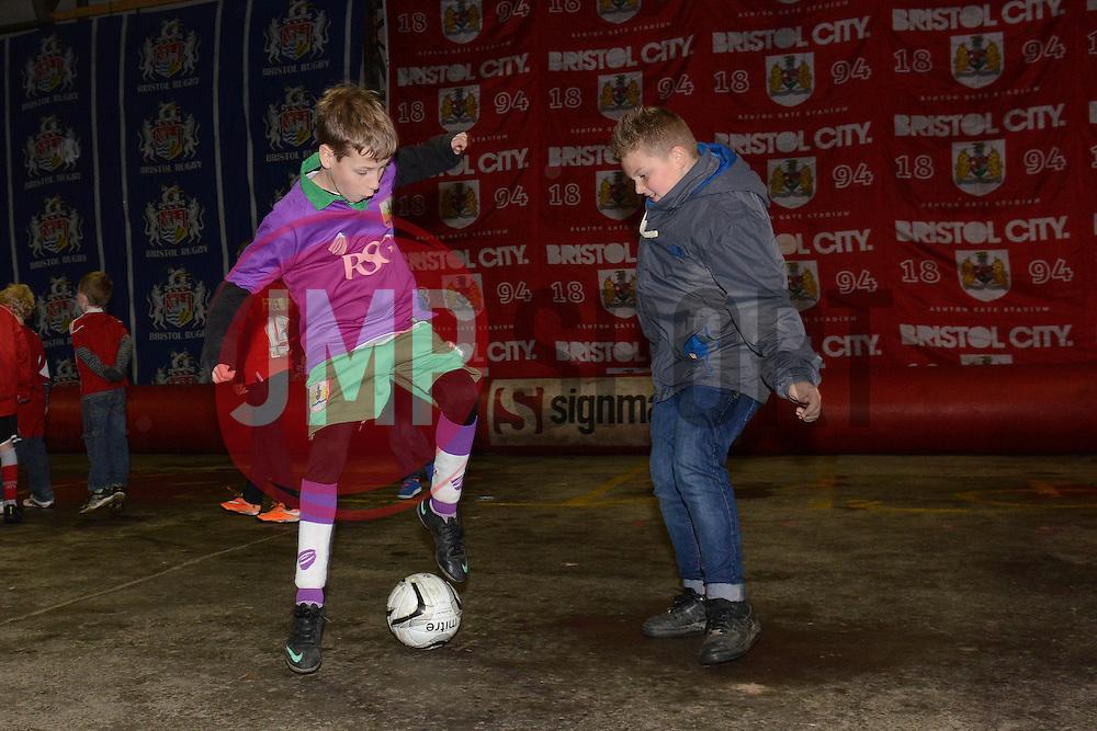 Bristol City Community Park  - Photo mandatory by-line: Dougie Allward/JMP - Mobile: 07966 386802 - 28/03/2015 - SPORT - Football - Bristol - Ashton Gate - Bristol City v Barnsley - Sky Bet League One