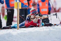 RUMYANTSEVA Ekaterina, RUS, Biathlon Pursuit, 2015 IPC Nordic and Biathlon World Cup Finals, Surnadal, Norway