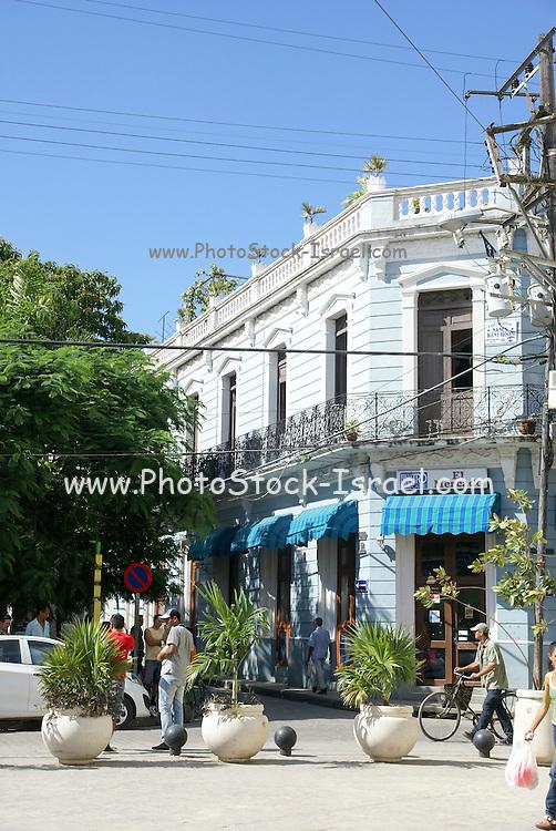 Cuba, Camaguey. Cuba's third largest city