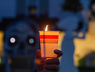 Candlelight vigil mark 25th anniversary of June 4