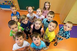 Otroci vrtca Zmajčica v Zeleni jami, 16, junij 2017<br /> <br /> Foto: Vid Ponikvar / Sportida