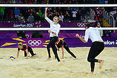 Beach Volleyball, Womens - CZE (Kolocova/Slukova) vs USA (May-Treanor/Walsh)