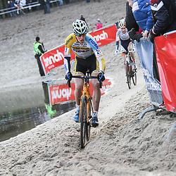 Nederlands Kampioenschap veldrijden Gasselte elite Niels Wubben