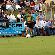 SV Huizen - ASWH, Dennis van der Steen