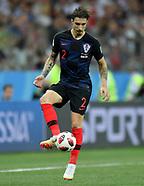 Croatia v Denmark 01/07