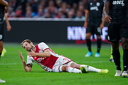 13-08-2019 NED: UEFA Champions League AFC Ajax - Paok Saloniki, Amsterdam<br />  Ajax won 3-2 and they will meet APOEL in the battle for a group stage spot / Daley Blind #17 of Ajax