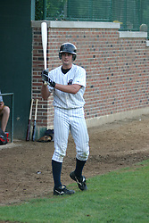 11 June 2004  Adam Milauskas, a 2003 draft pick of the Pittsburg Pirates and a student at SIU-Edwardsville playsfor the Bluff City Bombers. CICL (Central Illinois Collegiate League) Horneberger Field, Illinois Wesleyan University, Bloomington, Illinois