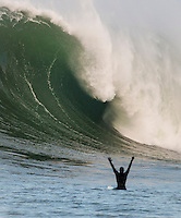 Mavericks 2014, Half Moon Bay,
