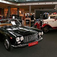 1961 Lancia Flaminia GT with 1929 Amilcar, Retro Classics 2011