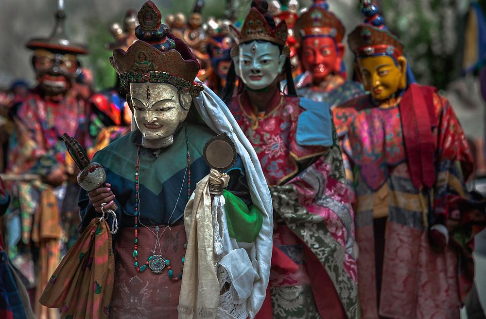 Lamayuru Festival 5-6 June, 2013, Lamayuru Monastery.