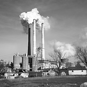 Shinnston is a city and former coal town in Harrison County, West Virginia. After the Harrison Power station was built and began generating power in the early 1970's, death and disease attributable to fine particle pollution has increased. I still have family members still living there, most of which have developed cancer.