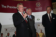 PAUL RAYNER ( LEFT) AND The Duke of Edinburgh, Guards Polo Club  reception. CafŽ de Paris, Coventry Street. London. 15 May 2007. -DO NOT ARCHIVE-© Copyright Photograph by Dafydd Jones. 248 Clapham Rd. London SW9 0PZ. Tel 0207 820 0771. www.dafjones.com.